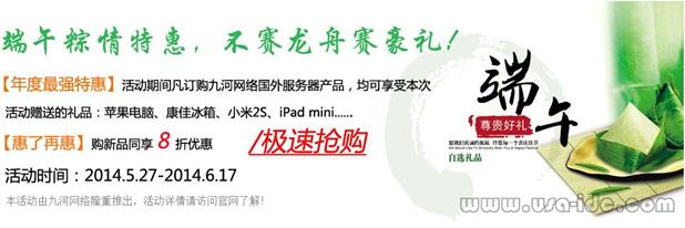 【年度最强特惠】九河网络邀您共庆端午:享低价•赢超值大礼!